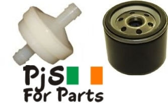 Briggs & Stratton Oil/Fuel filters/Gaskets etc