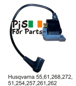 Husqvarna ignition coils 51 55 61 268 272 254 257 261 262