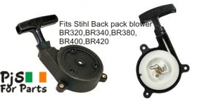 Stihl Backpack Blower recoil BR320,BR340,BR380,BR400,BR420