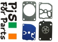 Stihl TS410 Carburetor Diaphram Kit