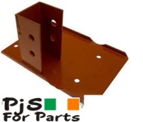 Mounting Plate for replacement of GXH50 engine with 152F