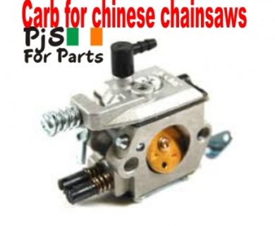 Carburetor for Chinese Chainsaw