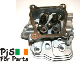 Honda GX160/200 cylinder head replacement