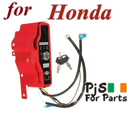 KEY Switch for elec start Honda GX