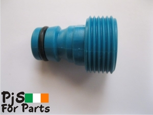 1/2''Male X QC Male garden Hose fitting