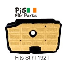 Stihl  MS192T air filter