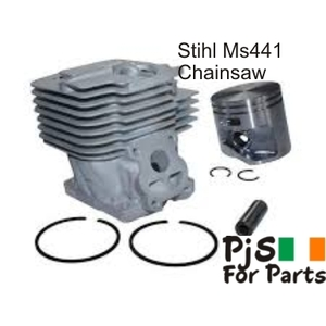 Stihl MS441 Chainsaw cylinder kit