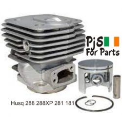 Cylinder  kit fits Husqvarna 288,288XP,281,181
