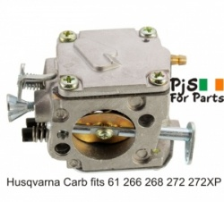 Husqvarna Carb fits 61 266 268 272 272XP