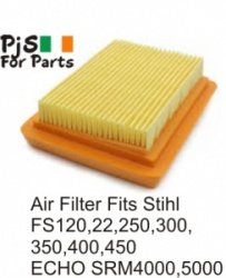 Air filter Stihl FS120,200,250,300