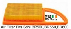 Stihl Air Filter BR500 550 600
