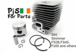 PJS for parts No 1 for Stihl Cylinder kits (aftermarket