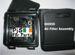 Honda GXH50 Air Filter Assembly