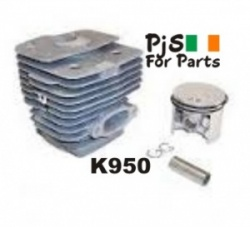 K950 Cylinder Kit Nikasil Plated