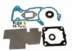 Gasket set with seals stihl 044,MS440