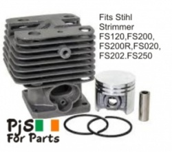 Stihl Cylinder kit for FS102 FS200 FS200R FS020 FS202 FS250
