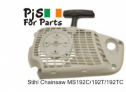 Pjs for parts No 1 for Stihl recoil assemblies in Ireland