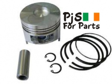 Yanmar L100/186 Piston assembly